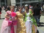 Lottie and Tiana cosplay from Animazement 2014 by ladyryu