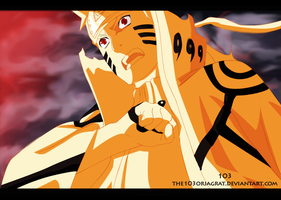 Naruto 616 - To be a Shinobi by the103orjagrat