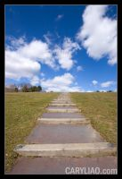 Stairway to Nowhere by soak2179