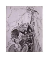 Thor by LuisCartecorp