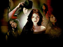Michelle Trachtenberg by ImmortalKiss5