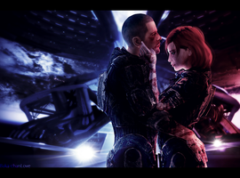 Shepard. by Baka-chanLove