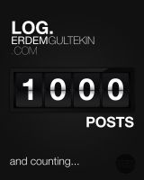 1000 Posts by monographic