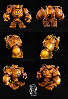 League of Legends: Blitzcrank by FullerDesigns