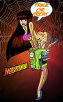 Motorcity: Halloween Julie by grimphantom