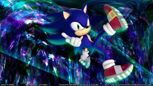 Sonic the Hedgehog [915] by Light-Rock