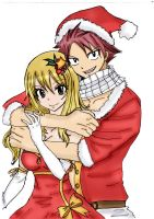 NaLu - Merry Christmas [ixliliane] by HinamoriMomo21