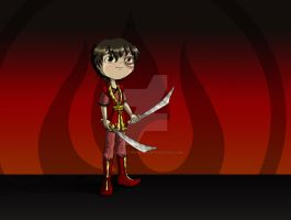 Prince Zuko by thedustyphoenix