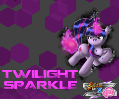 SFxMLP Twilight Sparkle wallpaper v3 by CrossoverGamer