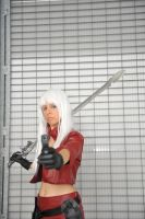 Dante Female - DMC 3 Inspired by SunakoNakahara1990