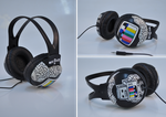 Headphone - Off the Air by sihonorio