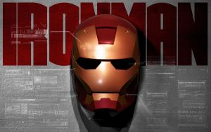 Ironman Helmet by johnbeau