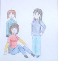 Jackie, Jarrett, and Lucas by Envy-is-my-god