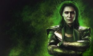 Loki of Asgard by Aelin89