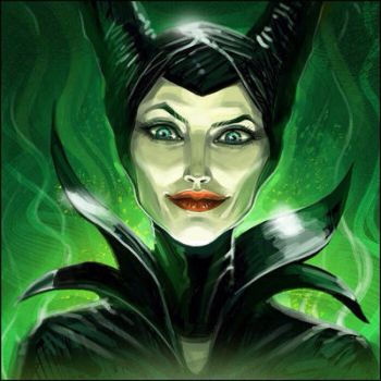 Maleficent sketch by x-catman