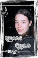 A Snowy Me by Chaos--Child