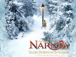 The Chronicles Of narnia by halfling81