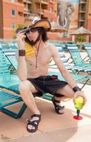 Pool Party Twisted Fate by EnchantedCupcake