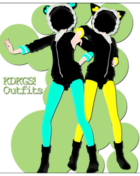 KDKGS! Outfits DOWNLOAD by xkyarii