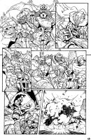 BeastWars The Ascending 4 p19 by GuidoGuidi