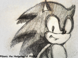 Sonic the Hedgehog of SEGA by sonicmaurice
