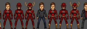 The Flash (Barry Allen) by FuryBoy12