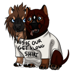 This Is Our Get Along Shirt CM by galianogangster
