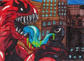Toxin Against Venom by ChahlesXavier