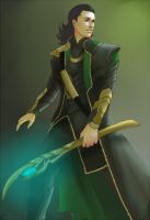 Another Loki by Lilielle