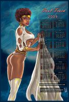 CalendarCommission:SOULTRAIN by johnbecaro