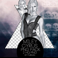 Miley Cyrus W Magazine Photoshoot Png By Furka by FurkanY