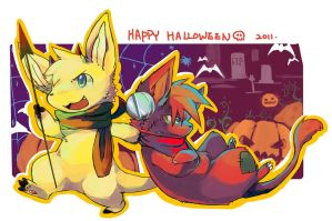 Halloween by NoneNess