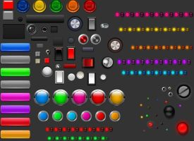 Buttons And Stuff FLA by dbszabo1
