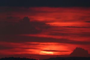 Red Sky by BellaChanS2