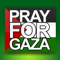 Pray For Gaza by ArtVenturousMukmin