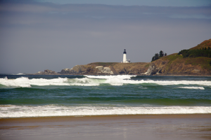 Yaquina Head Lighthouse Summer 2015 by pricecw-stock