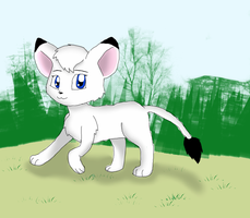 Kimba the White Lion by KendraTheShinyEevee