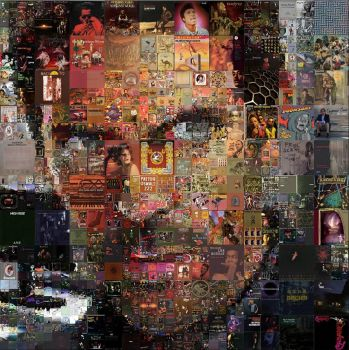 Dr House Mosaic by Cornejo-Sanchez