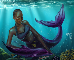 Mermaid by Kalifa