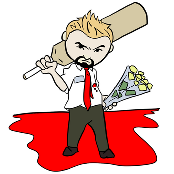 Shaun of the Dead by bwritter