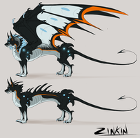 Zinkin Quick ref by Taluns
