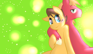 Caramac Wallpaper by CleppyClep