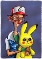 I choose you, Pikachu by JeffVictor