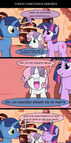 Sweetie Belle todos cometemos errores by mercenario1945