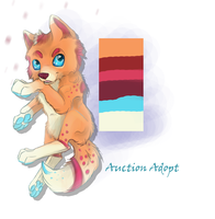 Raffle Adopt- closed by VelociyDrawing17