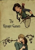 Hunger Games Poster by Ratgirlstudios