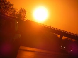 The sunset is God's signature. by CassieMarie2011