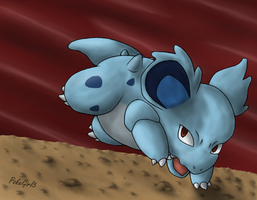 030 Nidorina by PokeGirl5