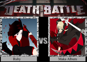 Death Battle 11: Deadly Scythe Wielders! by HailfirePhantom