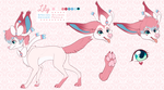 Lily Reference Sheet by JamJams